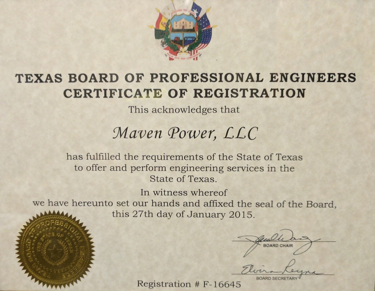 Engineering services maven power llc maven power is a usa licensed engineering firm xflitez Gallery